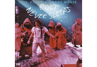 Neil Young, Crazy Horse - Rust Never Sleeps - (DVD)