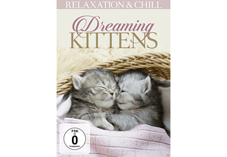 Relaxation & Chill - Dreaming Kittens - (DVD)