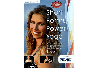 Short forms Power Yoga - (DVD)