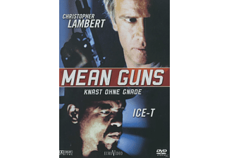 Mean Guns - (DVD)