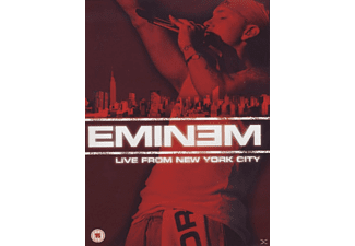 Eminem - Live from New York City 2005 (DVD)
