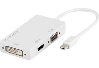 VIVANCO 45283, Mini DisplayPort Adapter, 0.15 m