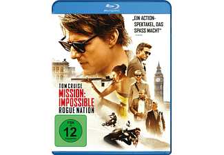 Mission Impossible - Rogue Nation [Blu-ray]
