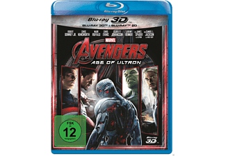 Avengers: Age of Ultron (2D+3D) - (3D Blu-ray (+2D))