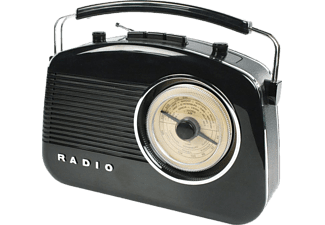 KÖNIG FM-Radio i Retrodesign