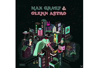 Max Graef, Glenn Astro - The Yard Work Simulator [CD]