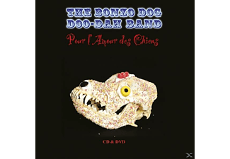 The Bonzo Dog Band - Pour 'Amour Des Chiens - (CD + DVD Video)