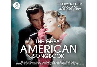 VARIOUS - The Great American Songbook - (CD)