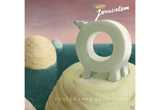 Jerusalem - Cooler Than Antarctica [CD]