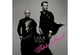 Falk & Sons - Celebrate Bach - (CD)