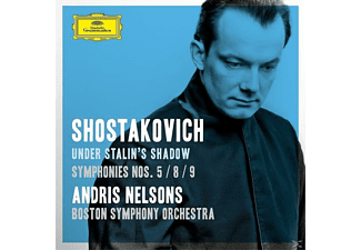 Boston Symphony Orchestra - Schostakowitsch: Sinfonien 5/8/9 [CD]