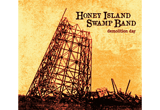 Honey Island Swamp Band - Demolition Day [CD]
