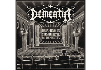 Dementia - Dreaming In Monochrome - (CD)