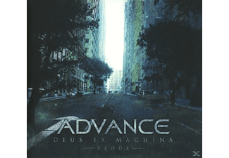 Advance - Deus Ex Machina: Redux - (CD)