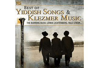 VARIOUS - Best Of Yiddish Songs And Klezmer Music - (CD)
