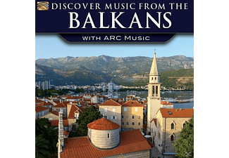 VARIOUS - Discover Music From The Balkans-With Arc Music - (CD)