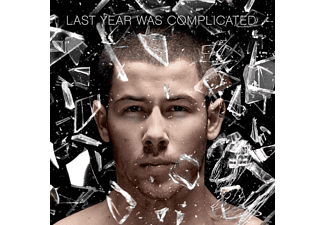 Nick Jonas - Last Year Was Complicated (Deluxe Edt.) [CD]