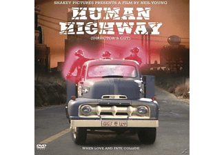 Neil Young - Human Highway (Director's Cut) - (DVD)