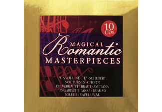 VARIOUS - Magical Romantic Masterpieces - (CD)