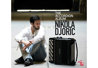 Nikola Djoric - The Accordion Album - (CD)