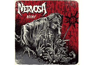 Nervosa - Agony - Limited Edition (CD)