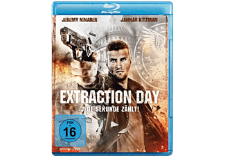 Extraction Day - (Blu-ray)