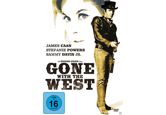 Gone with the West - (DVD)