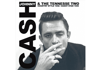 Johnny Cash & The Tennesse Two Country Style 1958 / Guest Star1959 Country CD