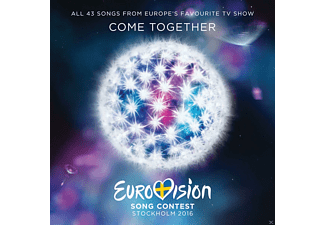 VARIOUS - Eurovision Song Contest-Stockholm 2016 - (CD)
