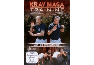 Krav Maga Training - (DVD)