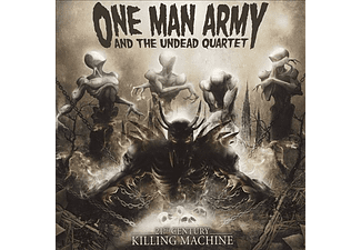 One Man Army and The Undead Quartet - 21st Century Killing Machine (Digipak) (CD)
