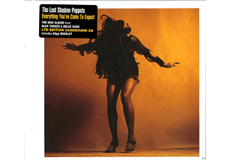 The Last Shadow Puppets - Everything You've Come To Expect (Deluxe Edition) [CD]