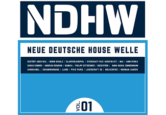 VARIOUS - Ndhw-Neue Deutsche House Welle [CD]
