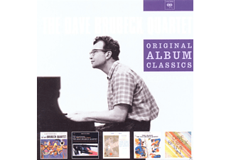 Dave Brubeck - Original Album Classics (Time) - (CD)