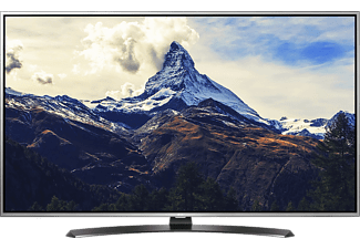 "LG 55UH668V 55"" Smart  4K UHD-TV 100 Hz- Svart"