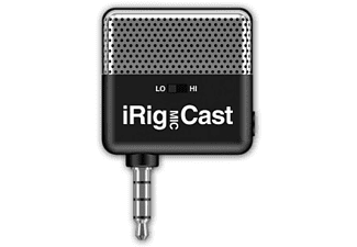 ik multimedia irig mic cast mikrofon media markt online. Black Bedroom Furniture Sets. Home Design Ideas
