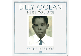 Billy Ocean - Here You Are: The Best Of Billy Ocean [CD]