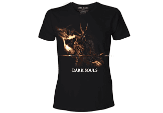 Dark Souls T-Shirt -M- Black Knight, Schwarz