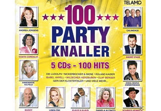 VARIOUS - 100 Party-Knaller - (CD)