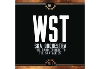 Western Standard Time - Big Band Tribute To The Skatalites - (CD)
