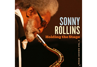 Sonny Rollins - Holding The Stage (Road Shows Vol. - (Vinyl)