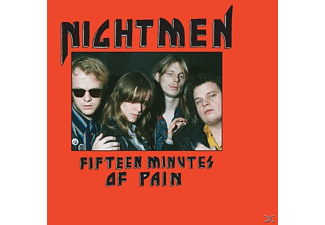 Nightmen - Fifteen Minutes Of Pain - (CD)