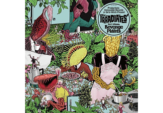 The Irradiates - Revenge Of The Plants - (Vinyl)