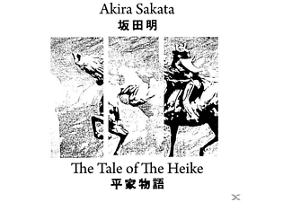 Akira Sakata - The Tale Of The Heike - (Vinyl)
