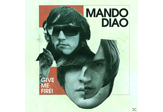 Mando Diao - Give Me Fire! [CD]