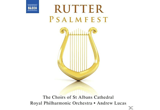 Choir St Albans Cath - Psalmfest/+ - (CD)