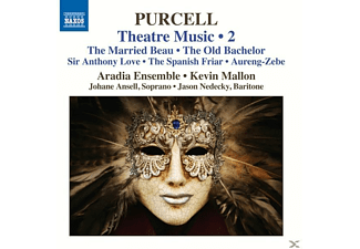 Aradia Ensemble - Theatermusik Vol.2 - (CD)