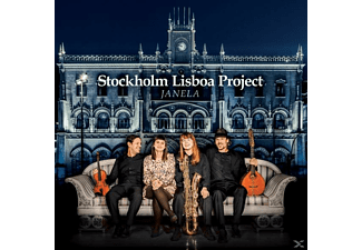 Stockholm Lisboa Project - Janela - (CD)