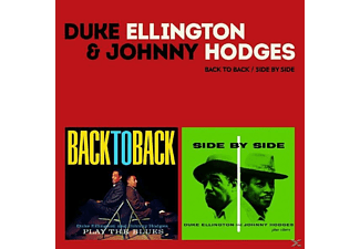 Duke Ellington, Johnny Hodges - Back To Back/Side By Side - (CD)