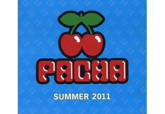 VARIOUS, Various/DJ Coxwain&Tony Finger&Sarah Main(Mixed By - Pacha Summer 2011 [CD]